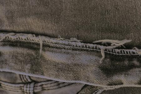 jeans.denim texture. sepia jeans Stock Photo