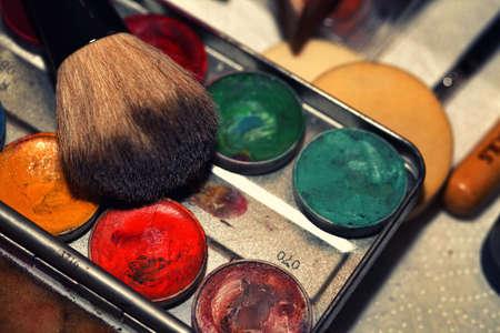 Make-up Art Cosmetics Paint Brush Tools
