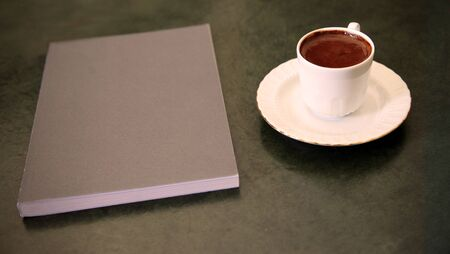 turkish coffee: Book and Turkish Coffee