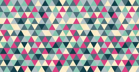 yellowrn: seamless geometric abstract triangle pattern background