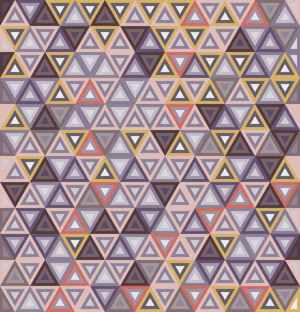 yellowrn: seamless geometric abstract triangle pattern background