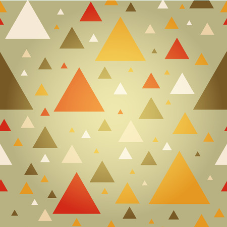 removable: seamless geometric triangle pattern with removable lens effect