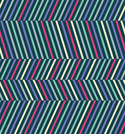70 s: vector colorful abstract contemporary seamless geometric pattern