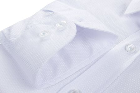 cuff: Shirt cuff Stock Photo