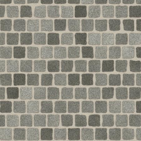 Exterior surface floor pattern