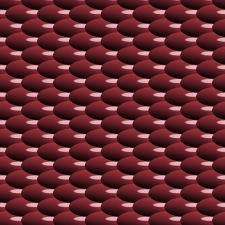 Red Squama Background with Shadow