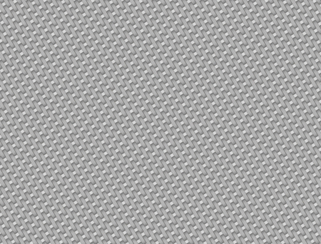 perpendicular: white carbon fiber pattern Stock Photo