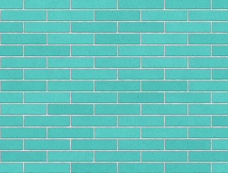 cerulean: exterior brick wall in cerulean, texture, background