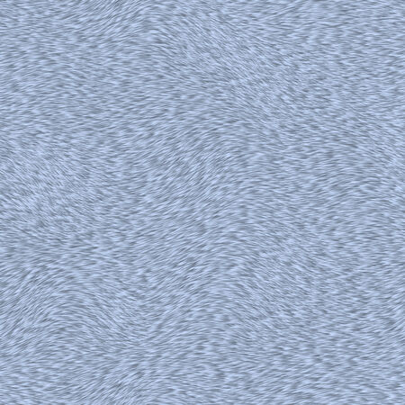 spacing: short blue fur texture Stock Photo