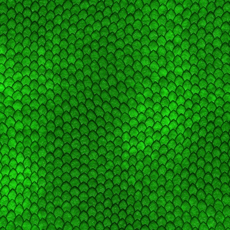 Green Dragon scales pattern