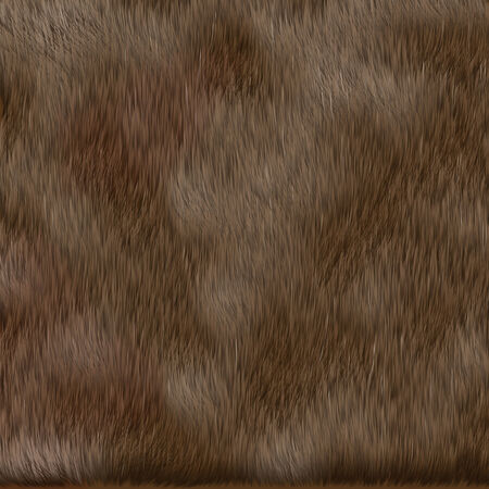 brown dog fur texture photo
