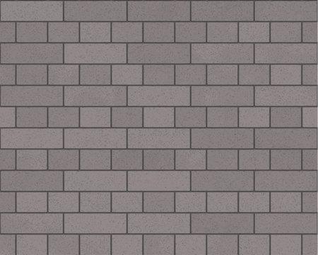 baksteentegels als achtergrond. eenvoudige textuur Vector Illustratie