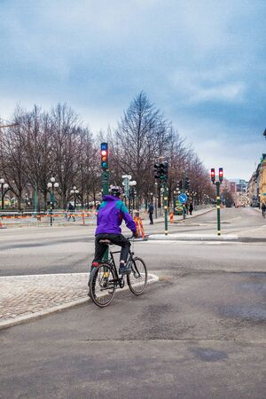 Stockholm is the European capital of Sweden