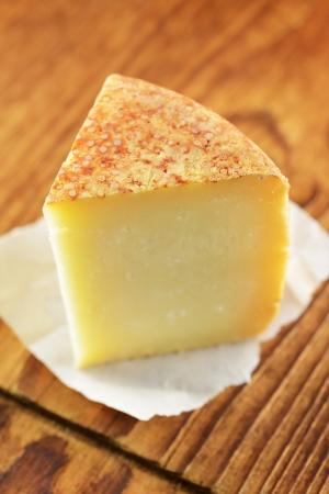 Pecorino, typický italský ovčí sýr, selektivní zaměření