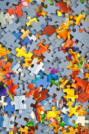 piezas de puzzle: Rompecabezas de colores de fondo