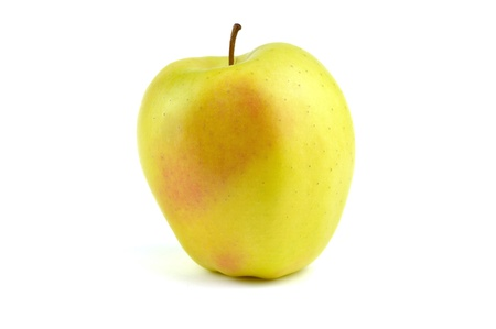 Golden delicious apple, typical of Trentino Alto Adige, Italy