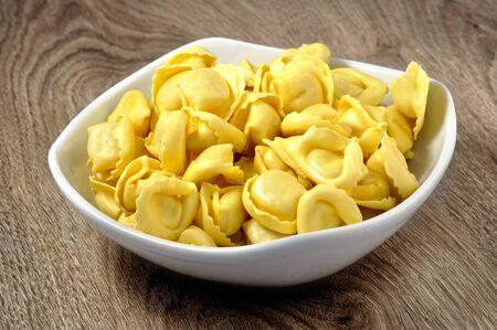 pizzoccheri: Tortellini, italian egg pasta
