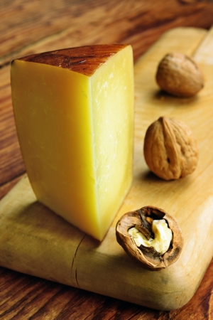 Pecorino toscano, italian sheep cheese, typical of Tuscany