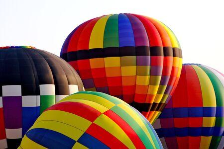 Vier ballonnen