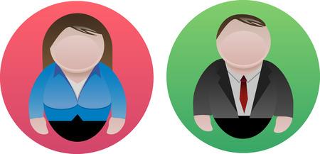 sides: Symbol of Male   Female for Web Sides