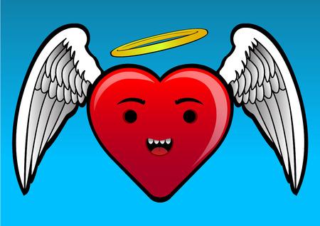 aureole: Angel heart