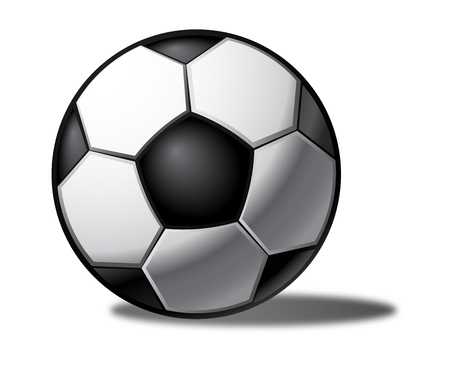 Realistic vector ball for commercial use.