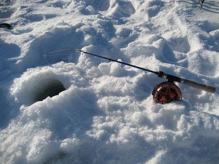 lota: pesca de hielo