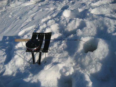 burbot: pesca de hielo