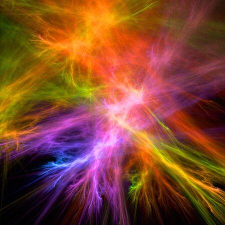 explotion: chaos ray explotion background