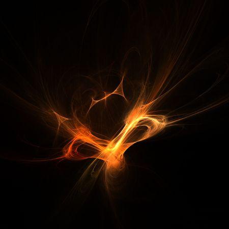 ray trace: antorcha de fuego m�scara
