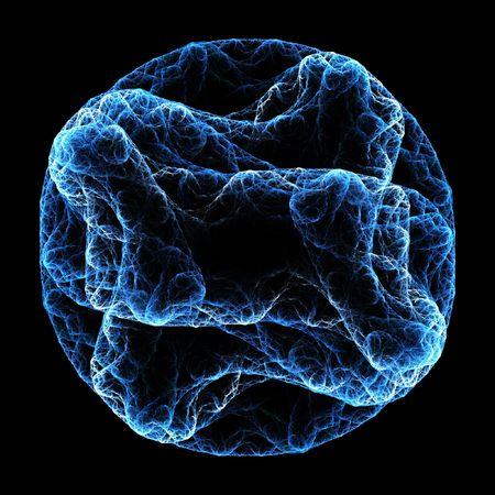 virus cell Stock Photo - 539225