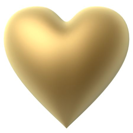rummy: golden heart symbol of poker or love