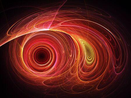 splendide: r�sum� rayons chaos feu splendide sur fond fonc�