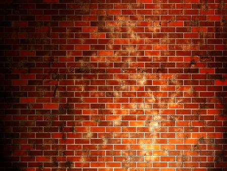 old brick wall texture background Stock Photo - 7433862