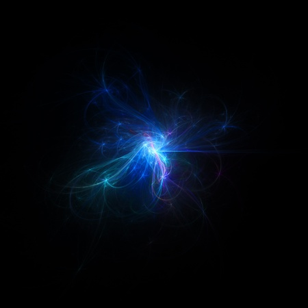 splendid: splendid silk rays burst on dark background