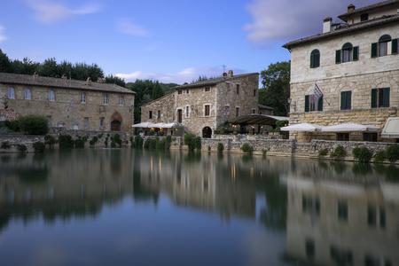 pienza: Bagno Vignoni