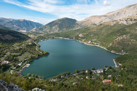 Lake Scanno is a jewel hidden in the heart of Italy, and its worth seeing and discovering it before all the others