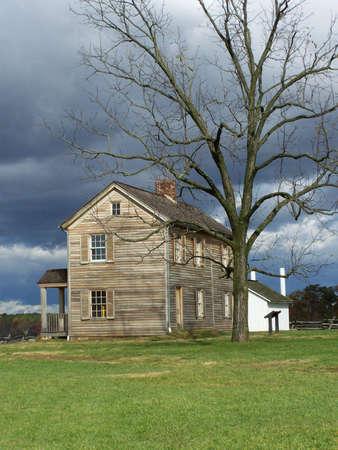 Manassas, VA historic site Stock Photo - 3121132