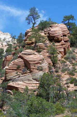 Rock Formations Banco de Imagens - 3151304