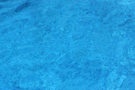Swirling blue water background