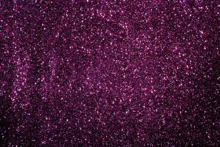Sparkling purple glitter abstract background.