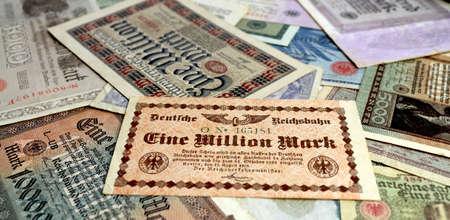 geld: Eine Million Reichsmark No2