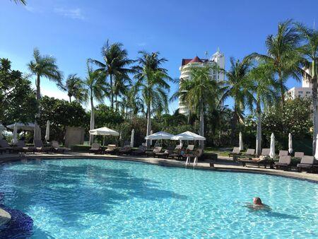 ventilate: Blue sky , pattaya ,Thailand