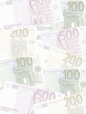 Euro background photo