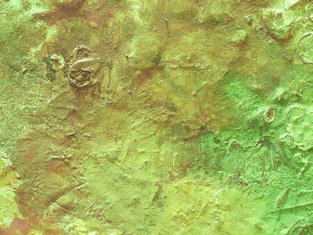 Oil paint pallete