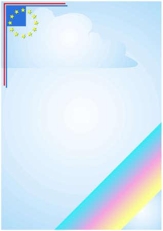 A4 blank
