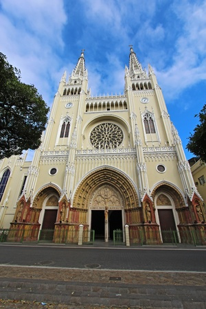 guayaquil: The Metropolitan Cathedral Stock Photo