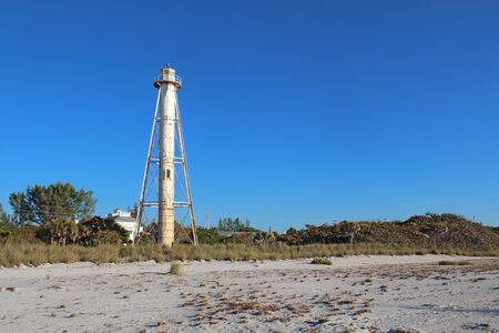 The Gasparilla Island Rear Range Light on Gasparilla Island photo