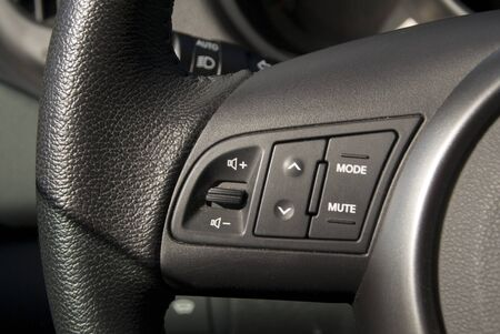 La parte de la rueda de auto