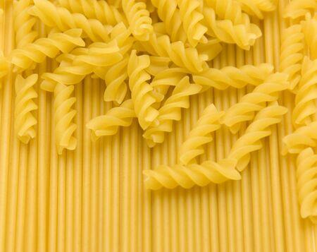 Pasta and spaghetti Stock Photo - 16935691